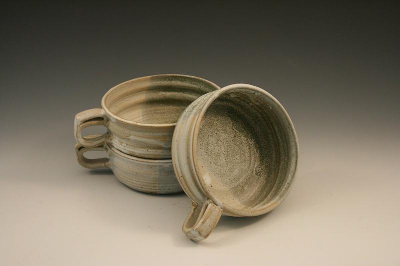 Moss: soup mugs