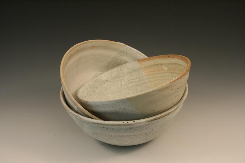 Moss:  Serving bowls